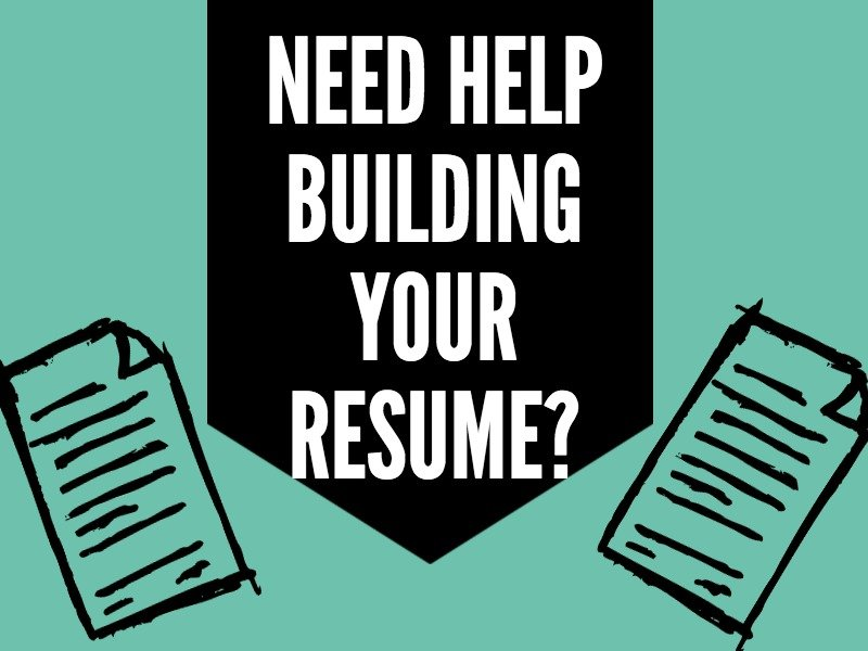 8 signs it may be time to get help with your resume