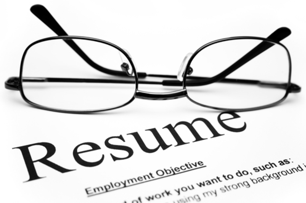 Difference between a good resume and a bad resume