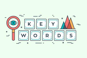 Resume keywords