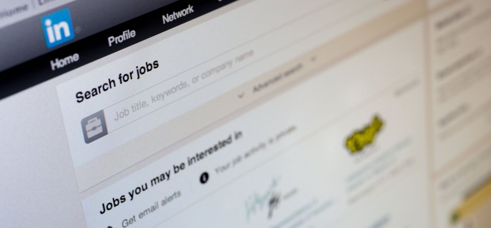 Importance of LinkedIn for job search