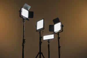 lighting for video resume