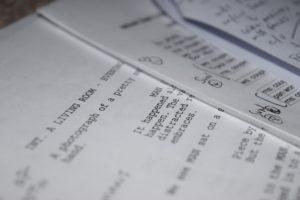 script for video resume