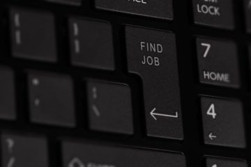 job search during a recession