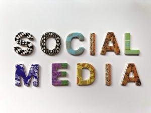 social media for online presence