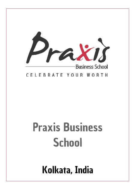Resume Design - Praxis - Kolkata