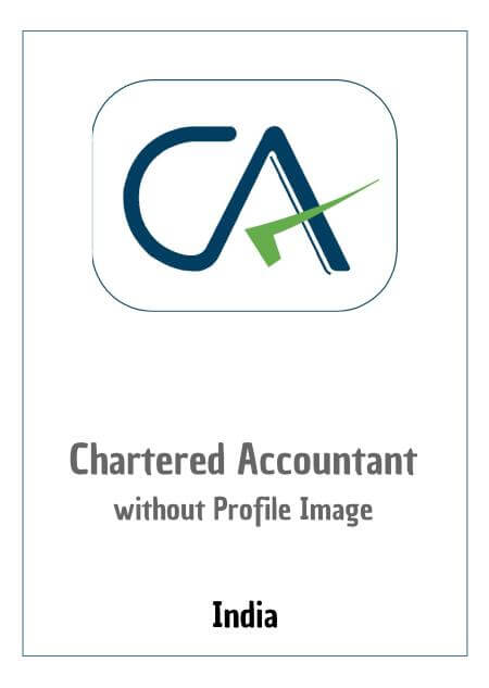 Resume Design - Chartered Accountant
