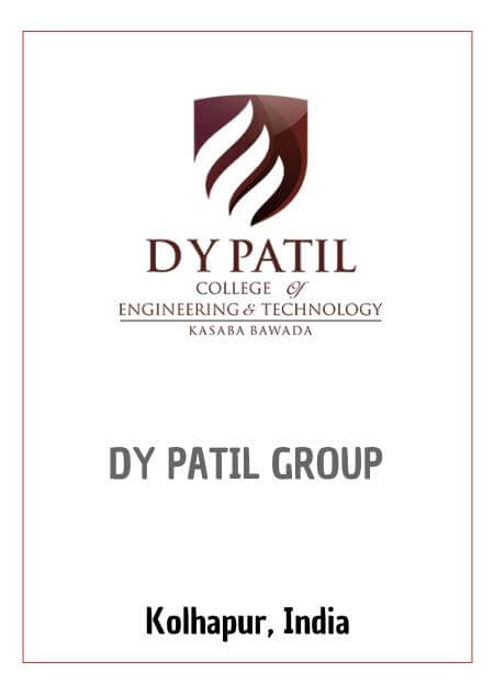 Resume Design - DY PATIL GROUP