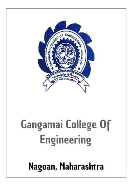 Resume Design - Gangamai college of Engineering, Nagoan
