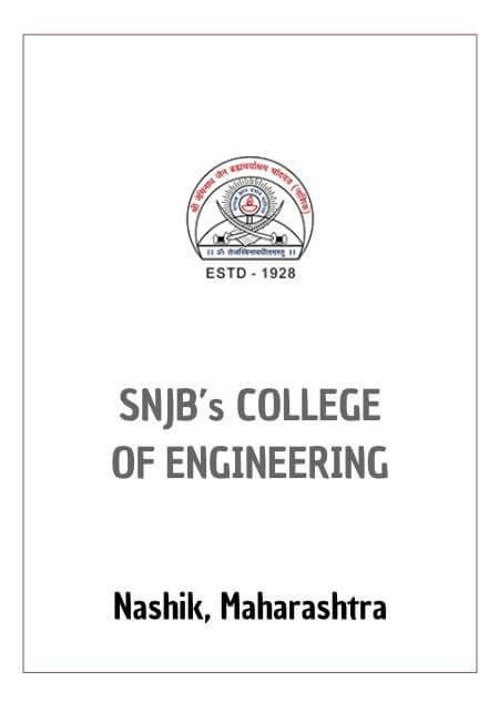 Resume Design - SNJB's