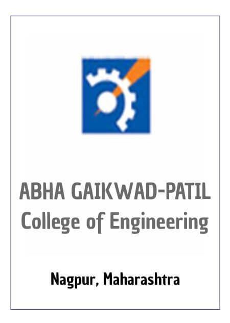 Resume Design - ABHA Gaikwad-Patil College of Engineering - Nagpur
