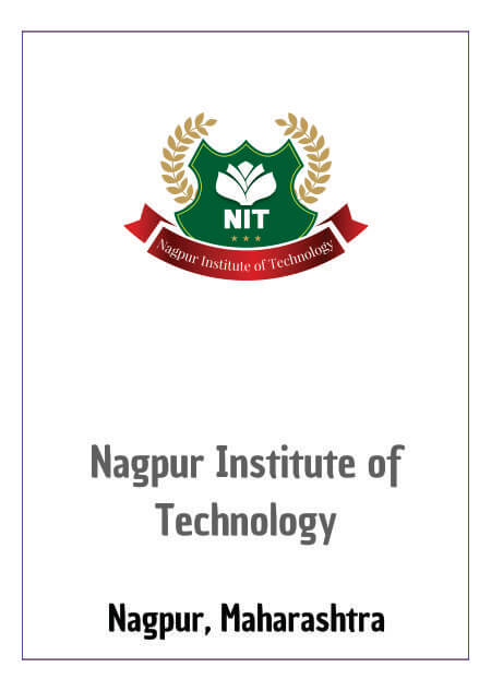 Resume Design - Nagpur Institute of Technology - Nagpur