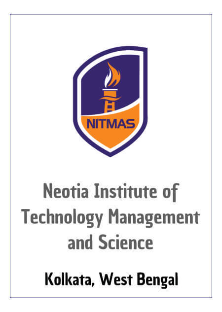 Resume Design - Neotia Institute of Technology Management and Science
