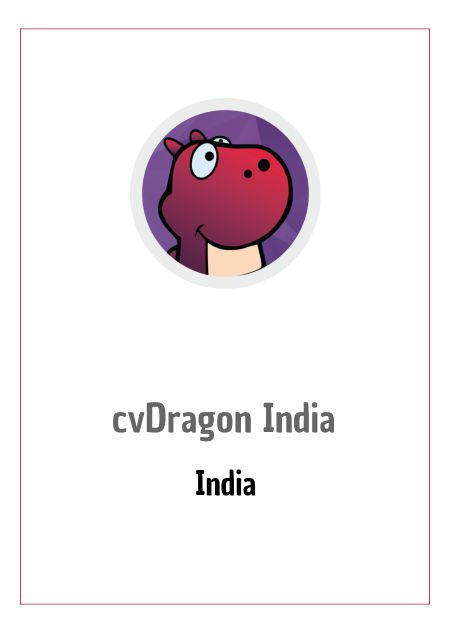 Resume Design - cvDragon