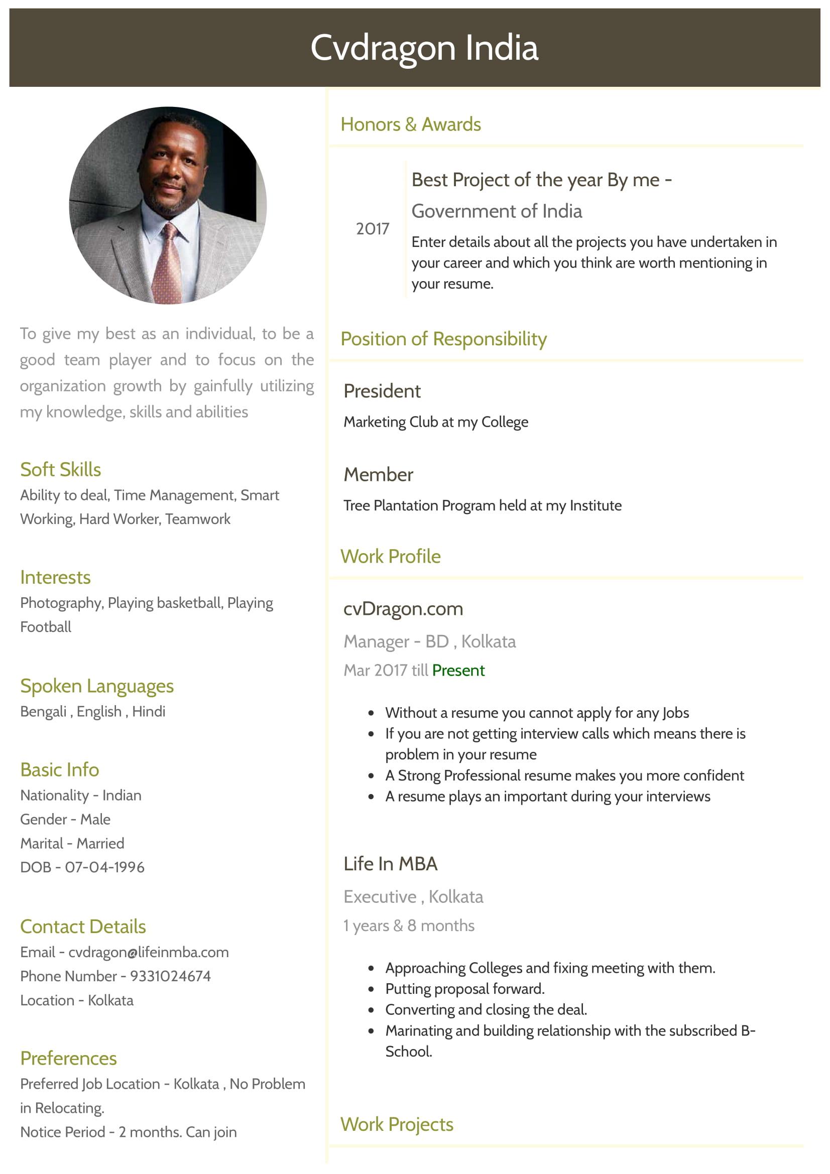 Resume Design - 15