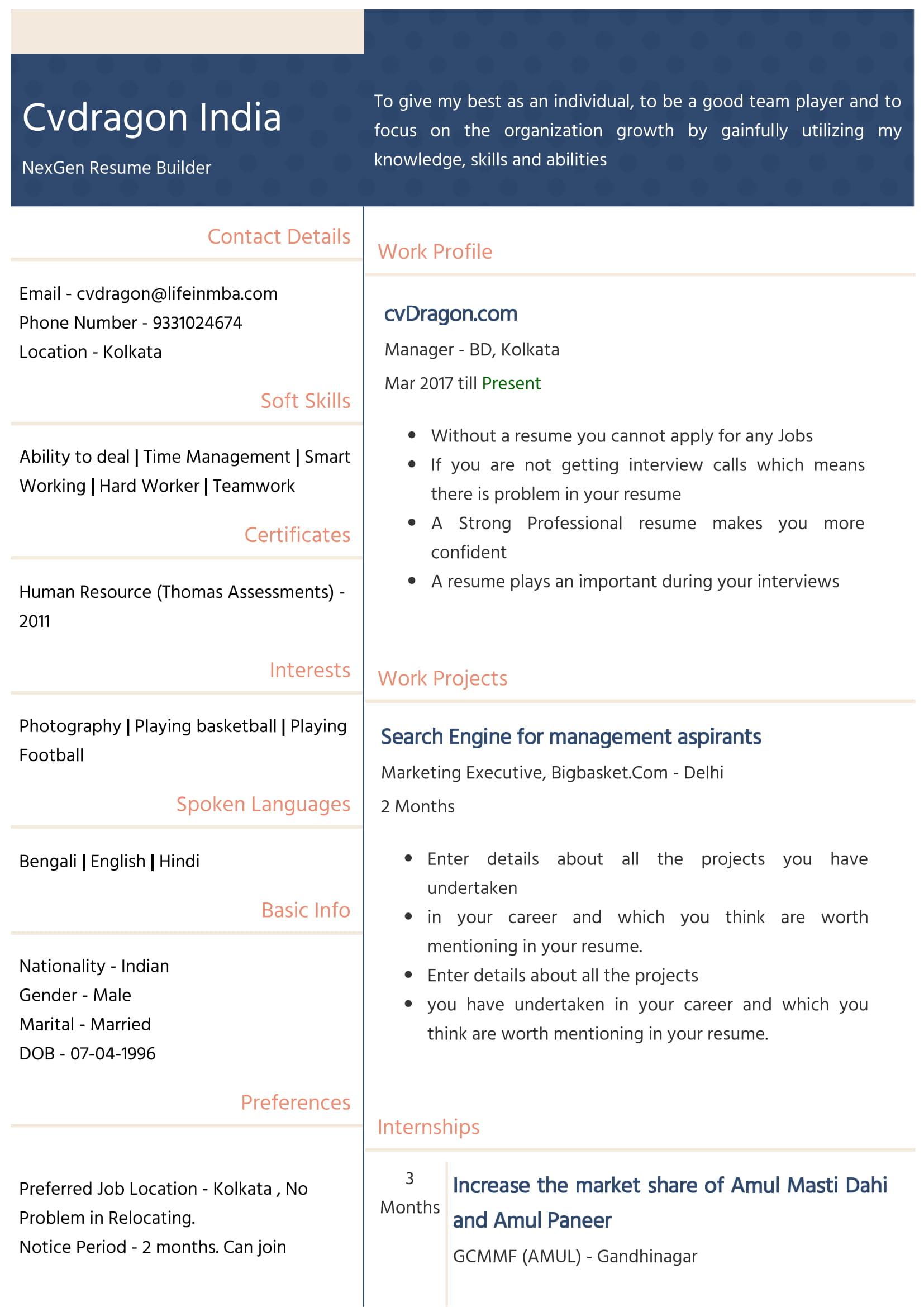 Resume Design - 30