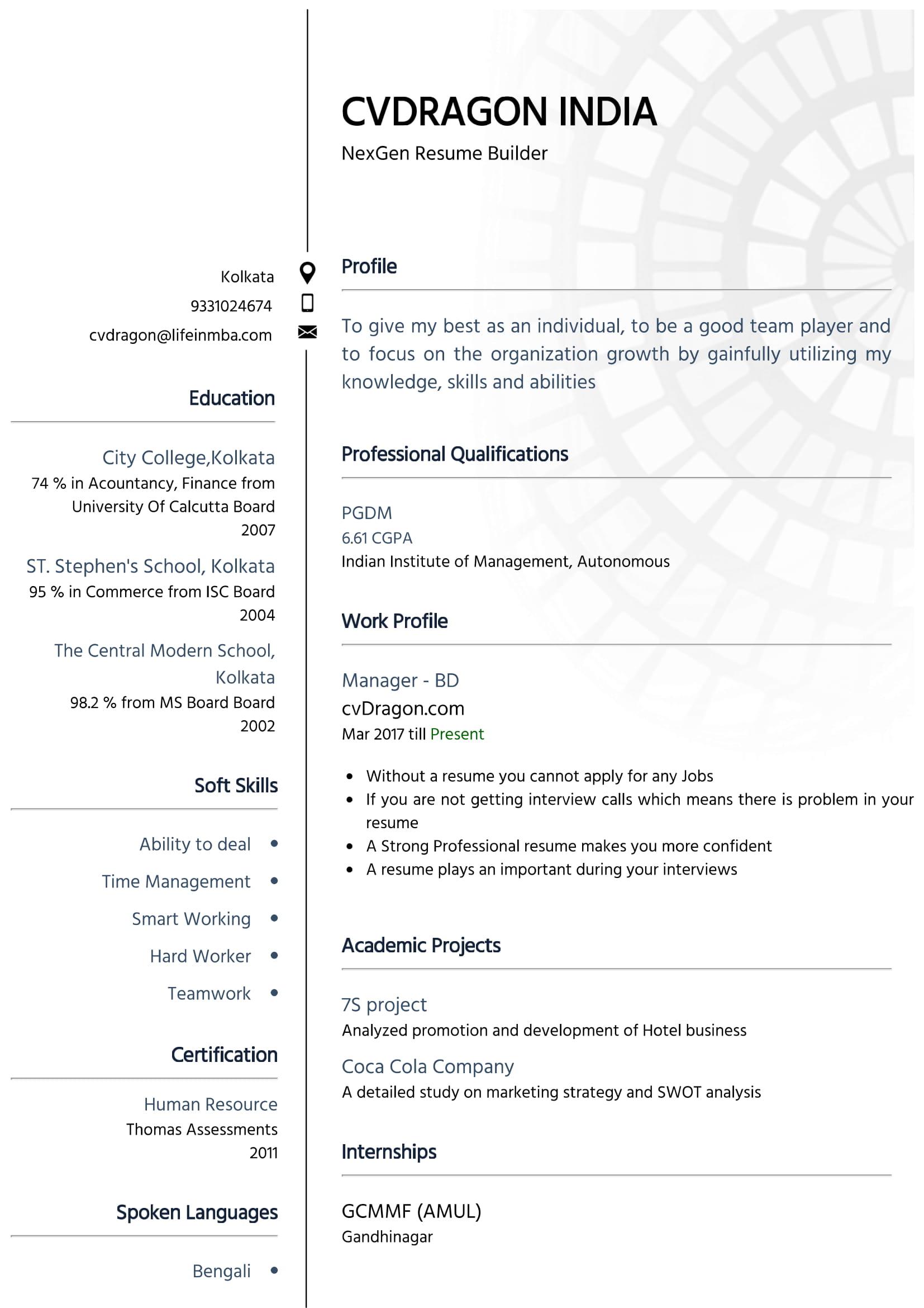 Resume Design - 36