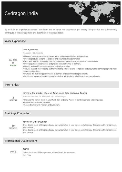 Resume Design - 6